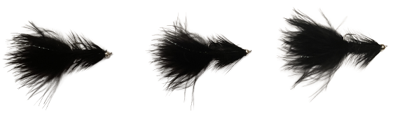woolly bugger 3 pack